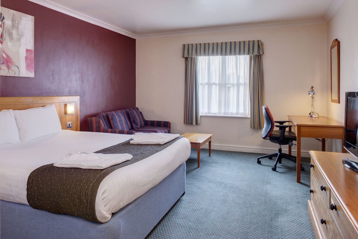 Executive rooms ipswich orwell